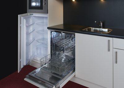 kitchenette 148 vaatwasser