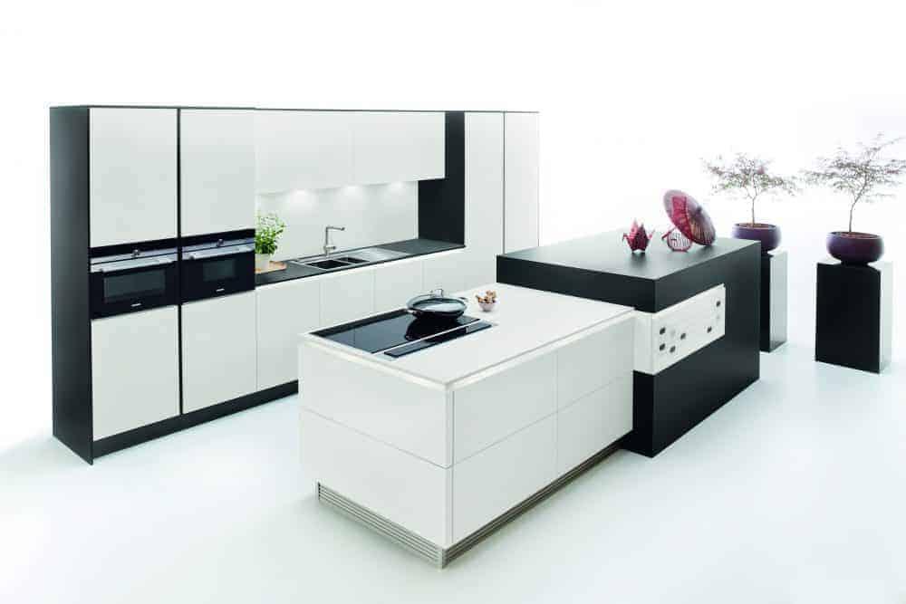 moderne keukens voorbeeld