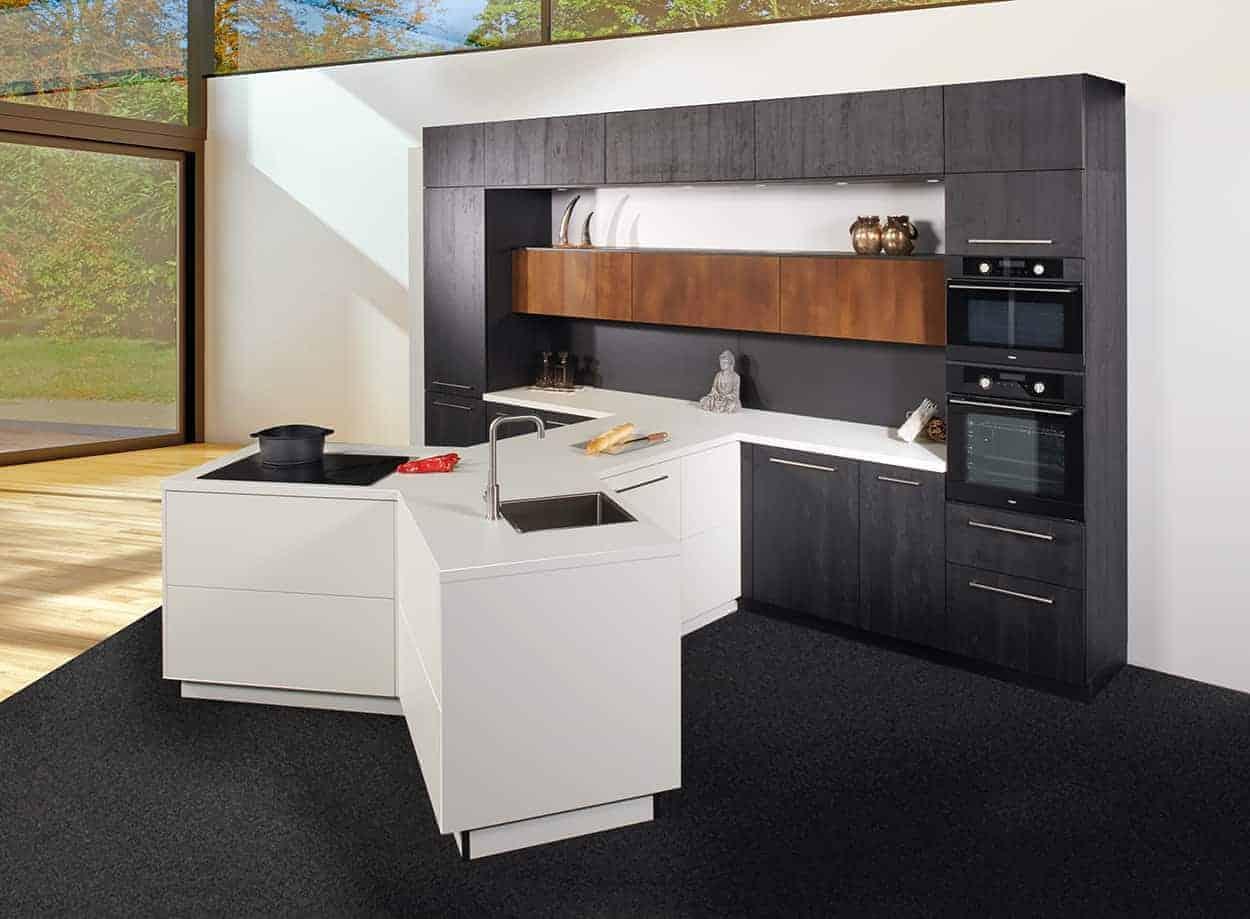 design Y keuken
